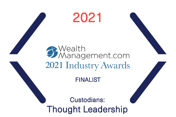 Awards 2021 WealthManagement - Thought Leadership